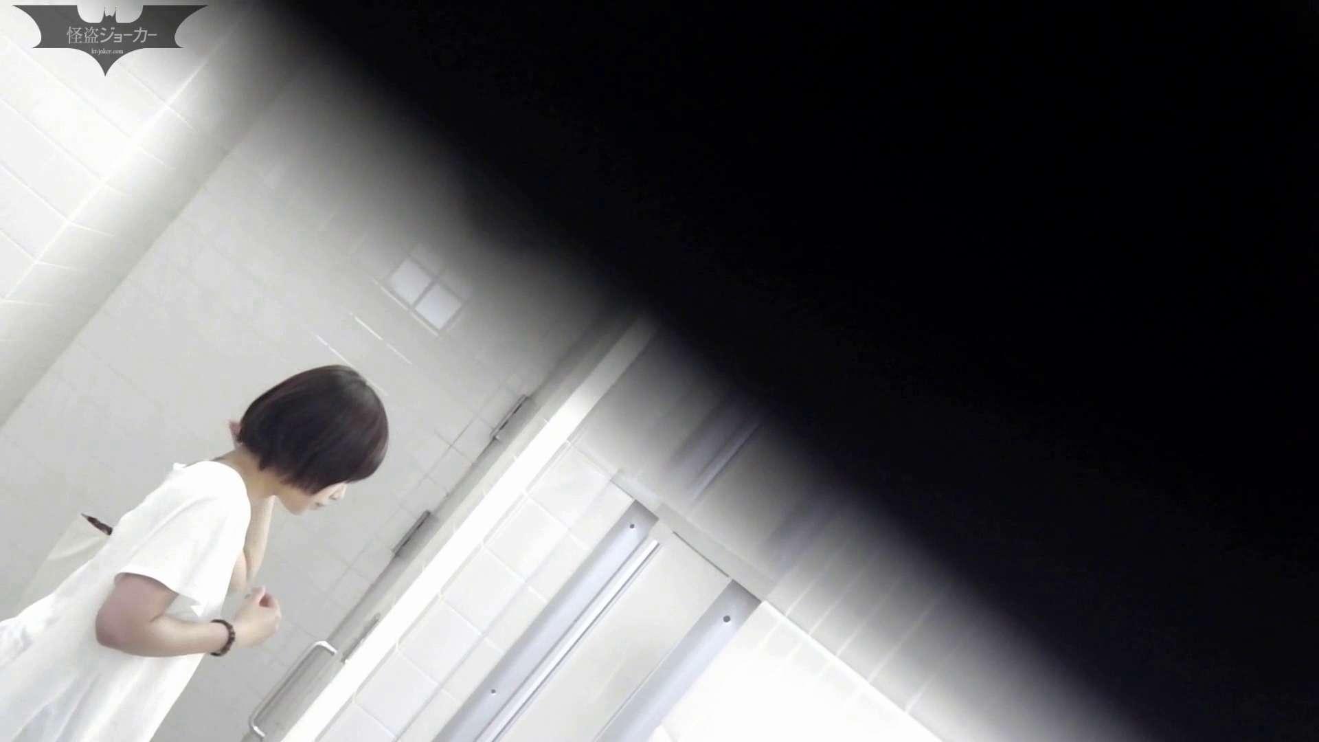 お銀さんの「洗面所突入レポート!!」無料お試し動画!!その2 0 | 洗面所  108pic 101