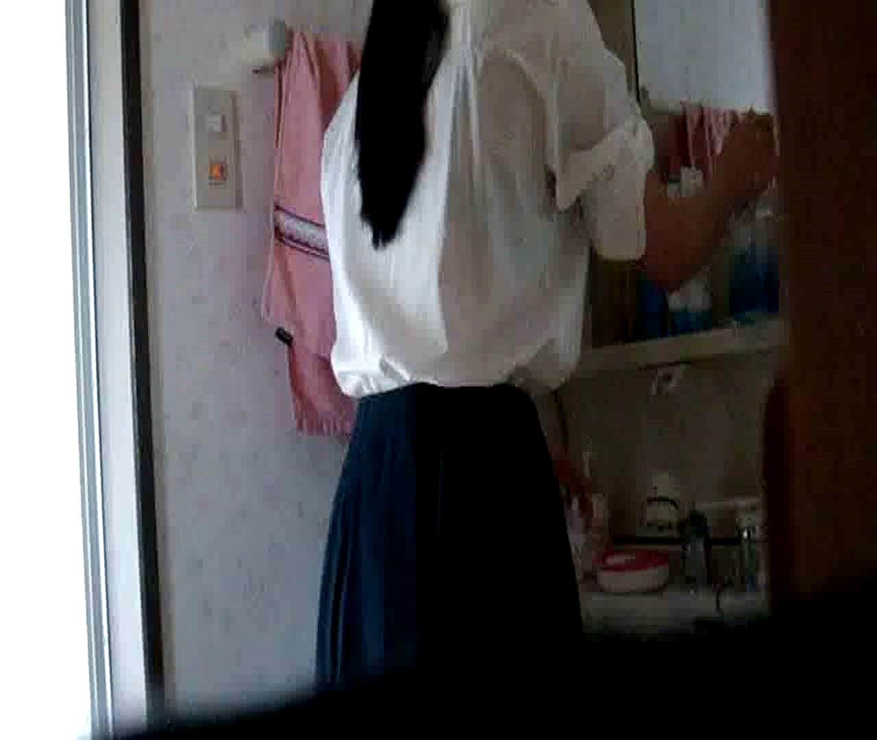 vol.2 まどかの通学前、朝の着替え風景です。 HなOL | 0  99pic 16