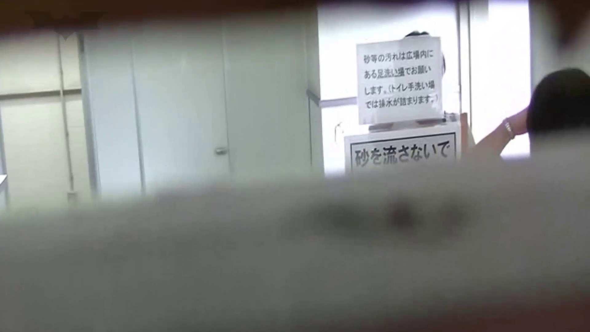 夏の思い出浜辺トイレ盗撮Vol.24 HなOL われめAV動画紹介 99pic 16