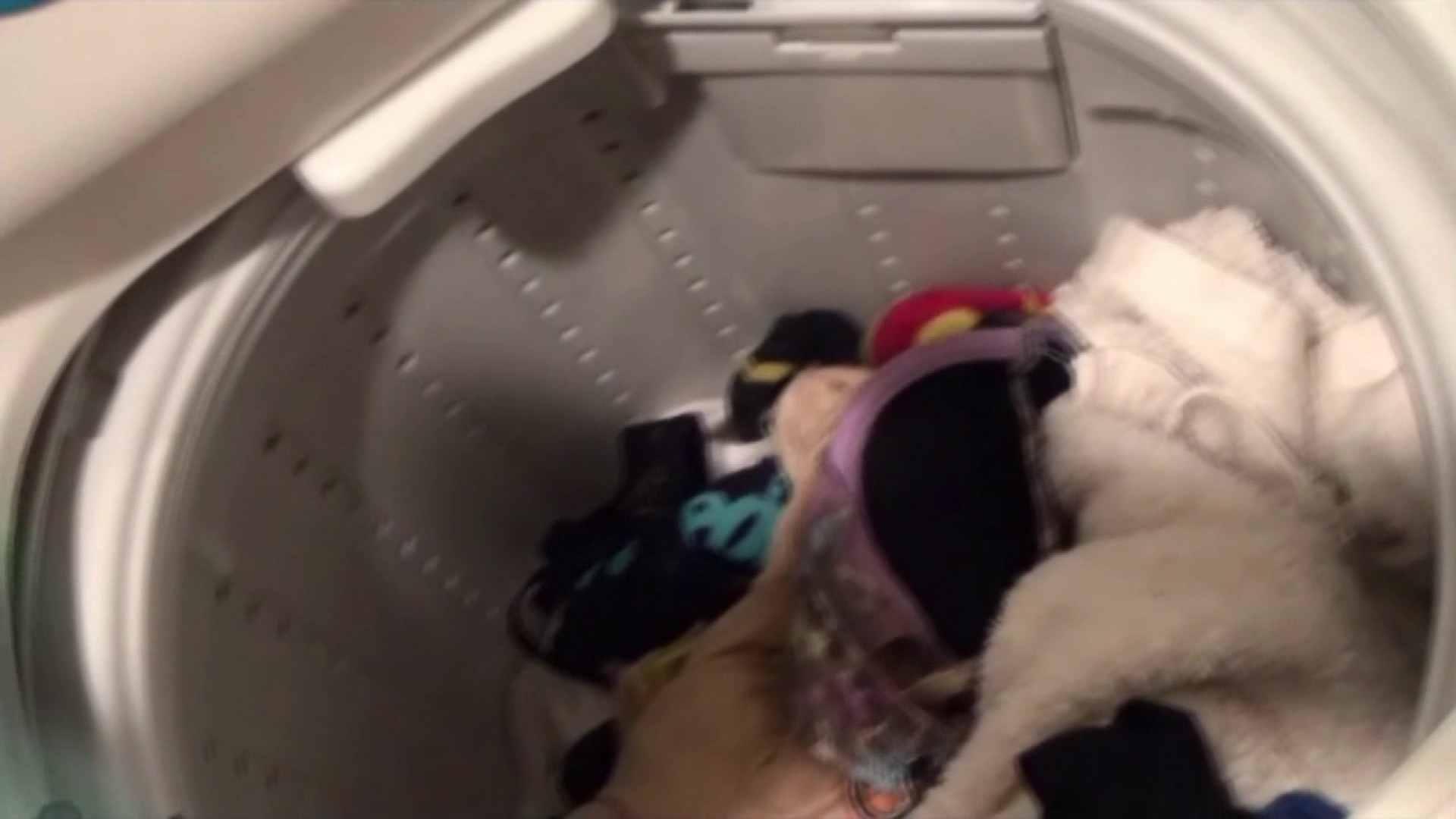 【01】ベランダへ侵入し、真っ先に洗濯機へ直行しました。 Hなお姉さん おめこ無修正画像 98pic 12