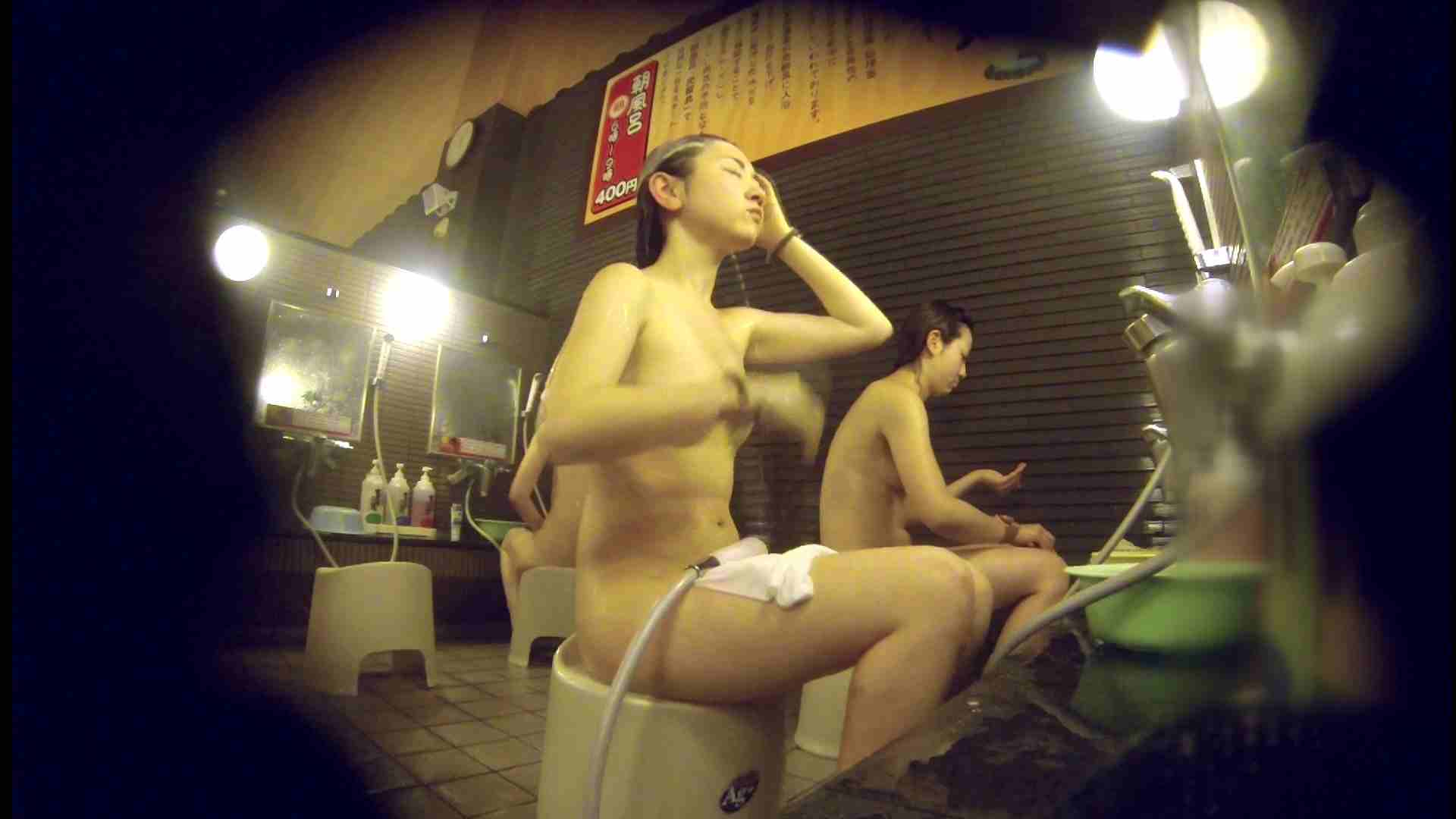 洗い場!しかし・・・綺麗な顔をしてますね。結婚したいな。 0  94pic 48