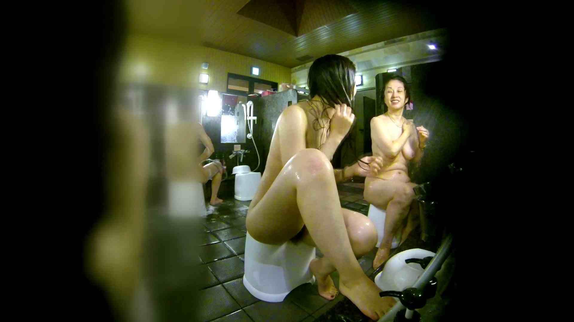 洗い場!右足の位置がいいですね。陰毛もっさり! 潜入 おまんこ動画流出 113pic 41