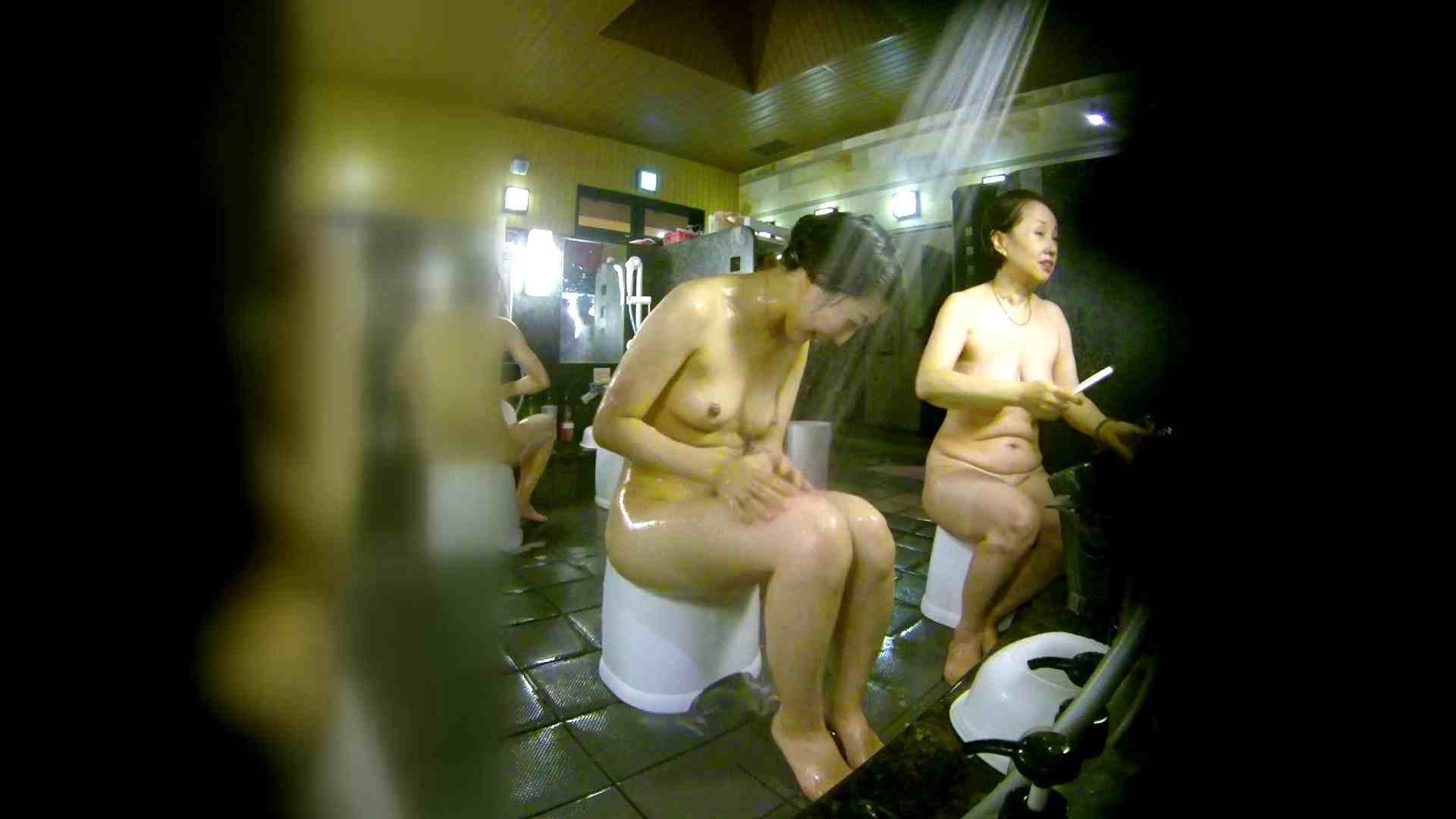 洗い場!右足の位置がいいですね。陰毛もっさり! 潜入 おまんこ動画流出 113pic 56