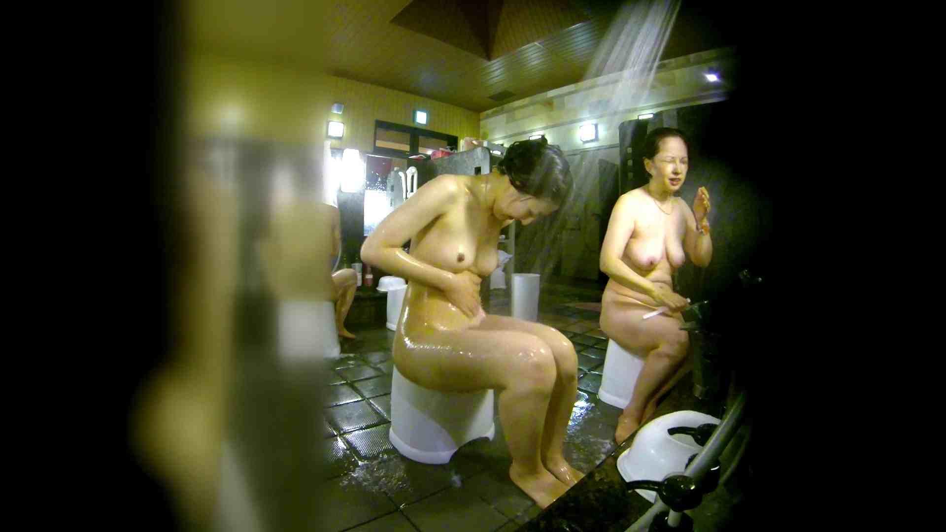 洗い場!右足の位置がいいですね。陰毛もっさり! 潜入 おまんこ動画流出 113pic 59