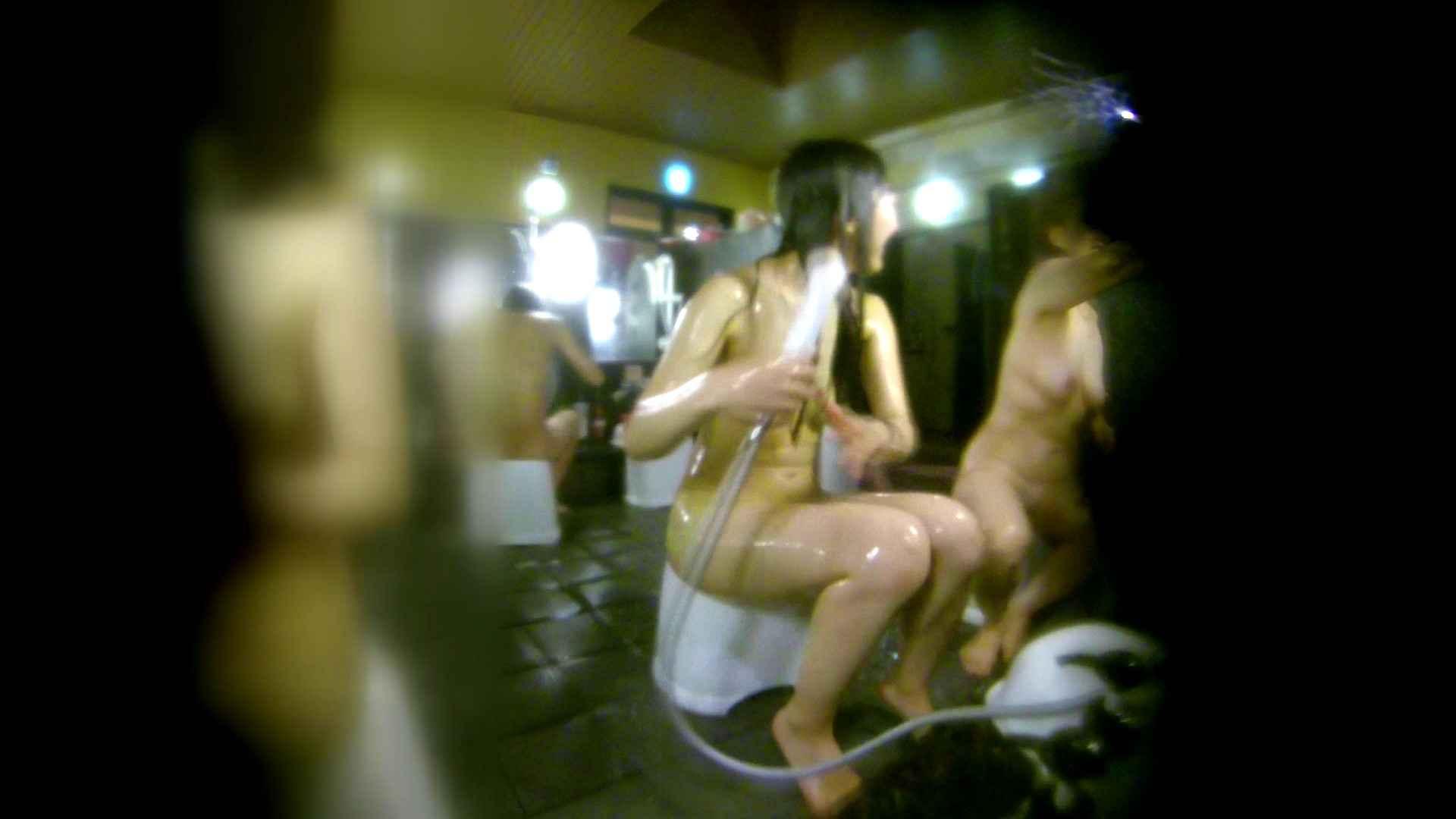 洗い場!右足の位置がいいですね。陰毛もっさり! 潜入 おまんこ動画流出 113pic 83