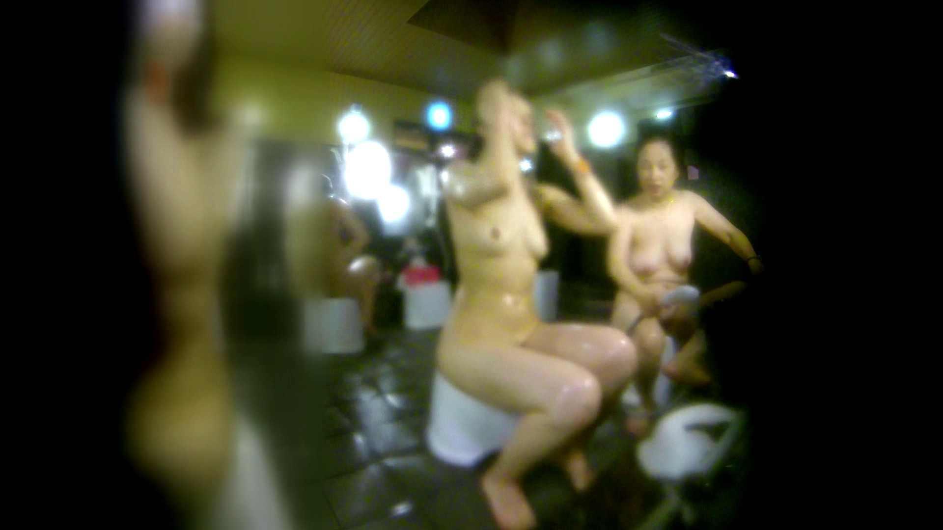 洗い場!右足の位置がいいですね。陰毛もっさり! 潜入 おまんこ動画流出 113pic 95