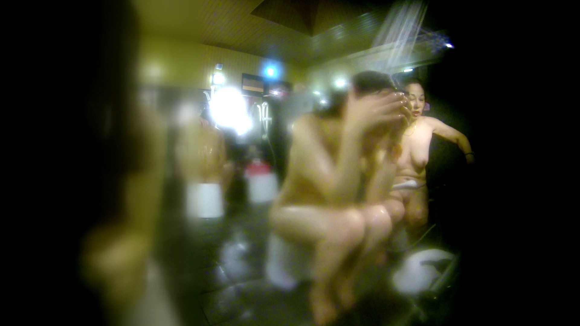 洗い場!右足の位置がいいですね。陰毛もっさり! 潜入 おまんこ動画流出 113pic 110