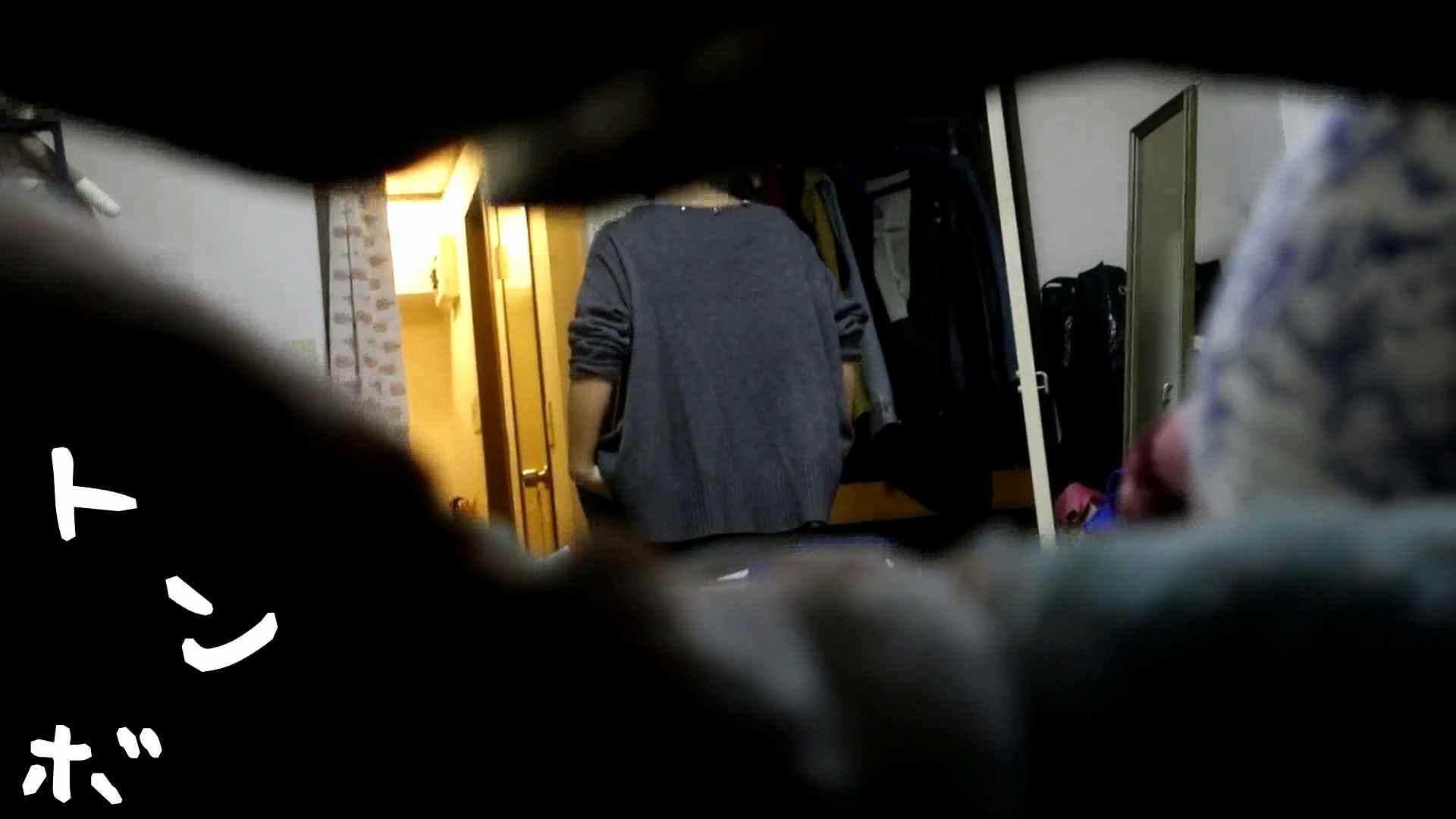 リアル盗撮 本上まなみまなみ似 アパレル店員の私生活 潜入 のぞき動画キャプチャ 83pic 3