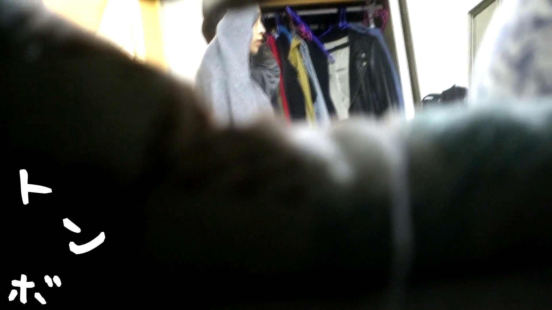リアル盗撮 本上まなみまなみ似 アパレル店員の私生活 高画質 オメコ動画キャプチャ 83pic 35