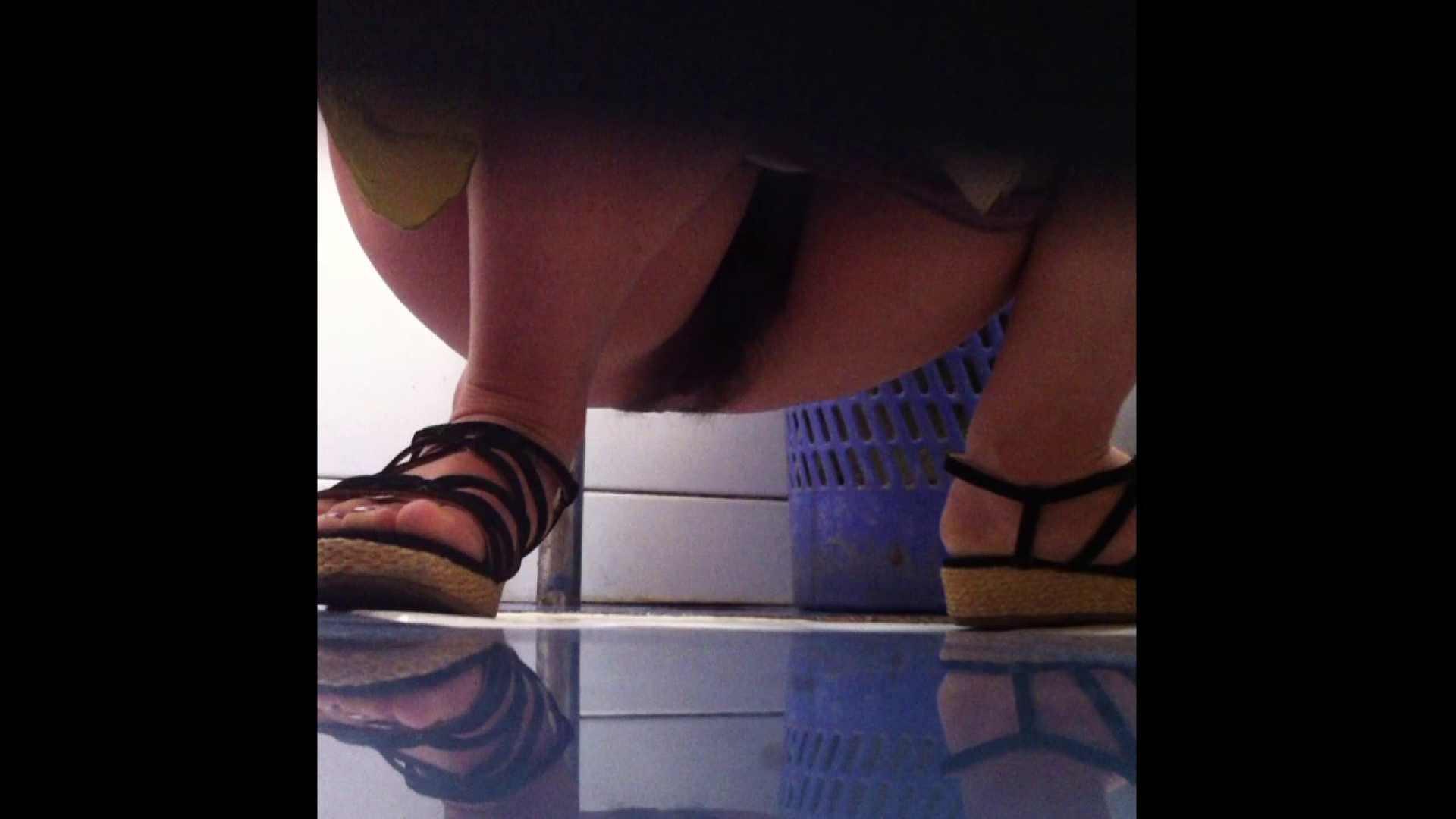 Vol.03 ちょっとお通じが・・・。そして足元の雰囲気でおたのしみください. HなOL 女性器鑑賞 95pic 79