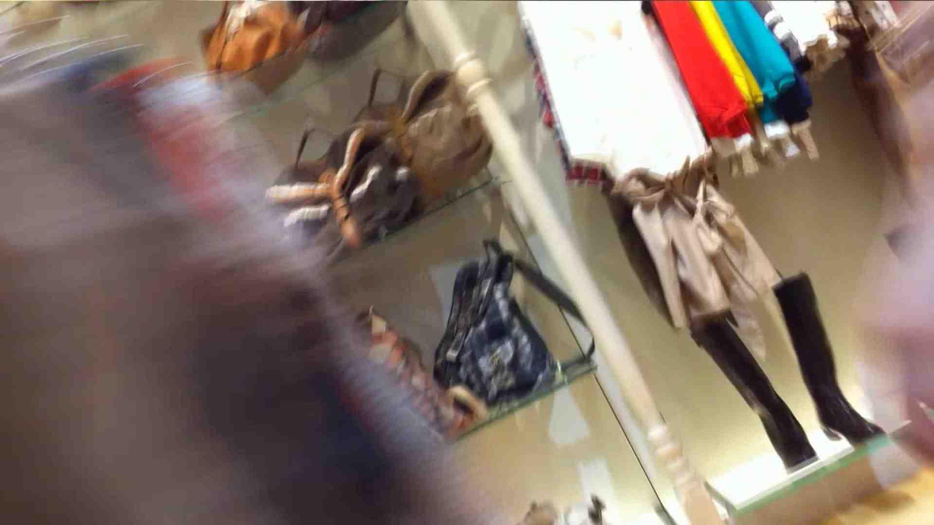 可愛いカリスマ店員限定‼胸チラ&パンチラ vol.25 接写 のぞき動画キャプチャ 87pic 76