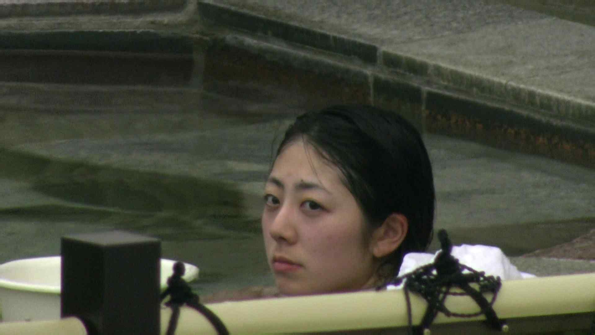 Aquaな露天風呂Vol.04 エッチな盗撮 おまんこ動画流出 84pic 8