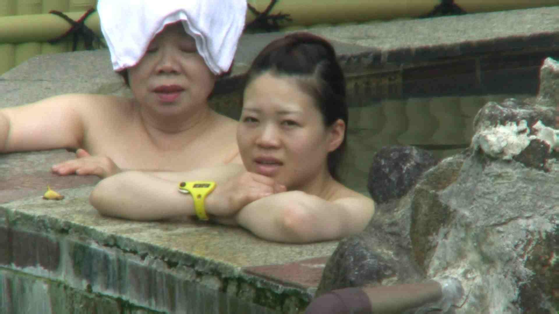 Aquaな露天風呂Vol.63【VIP限定】 HなOL おめこ無修正動画無料 100pic 27