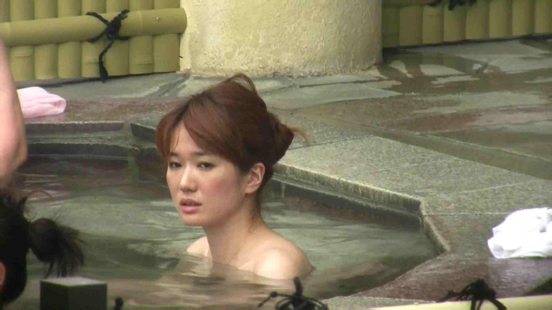 Aquaな露天風呂Vol.110 エッチな盗撮 のぞき動画キャプチャ 89pic 3