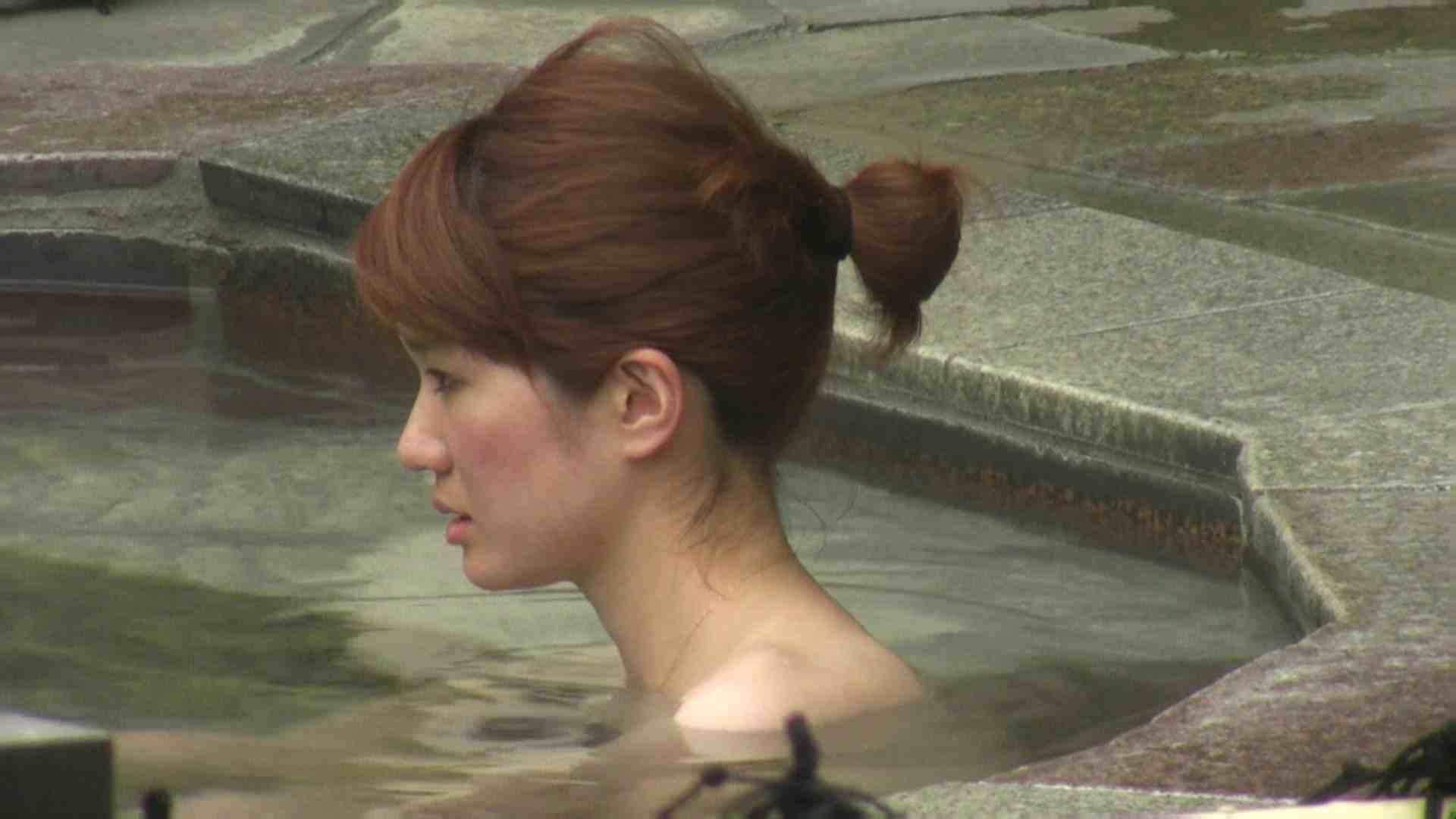 Aquaな露天風呂Vol.110 エッチな盗撮 のぞき動画キャプチャ 89pic 31