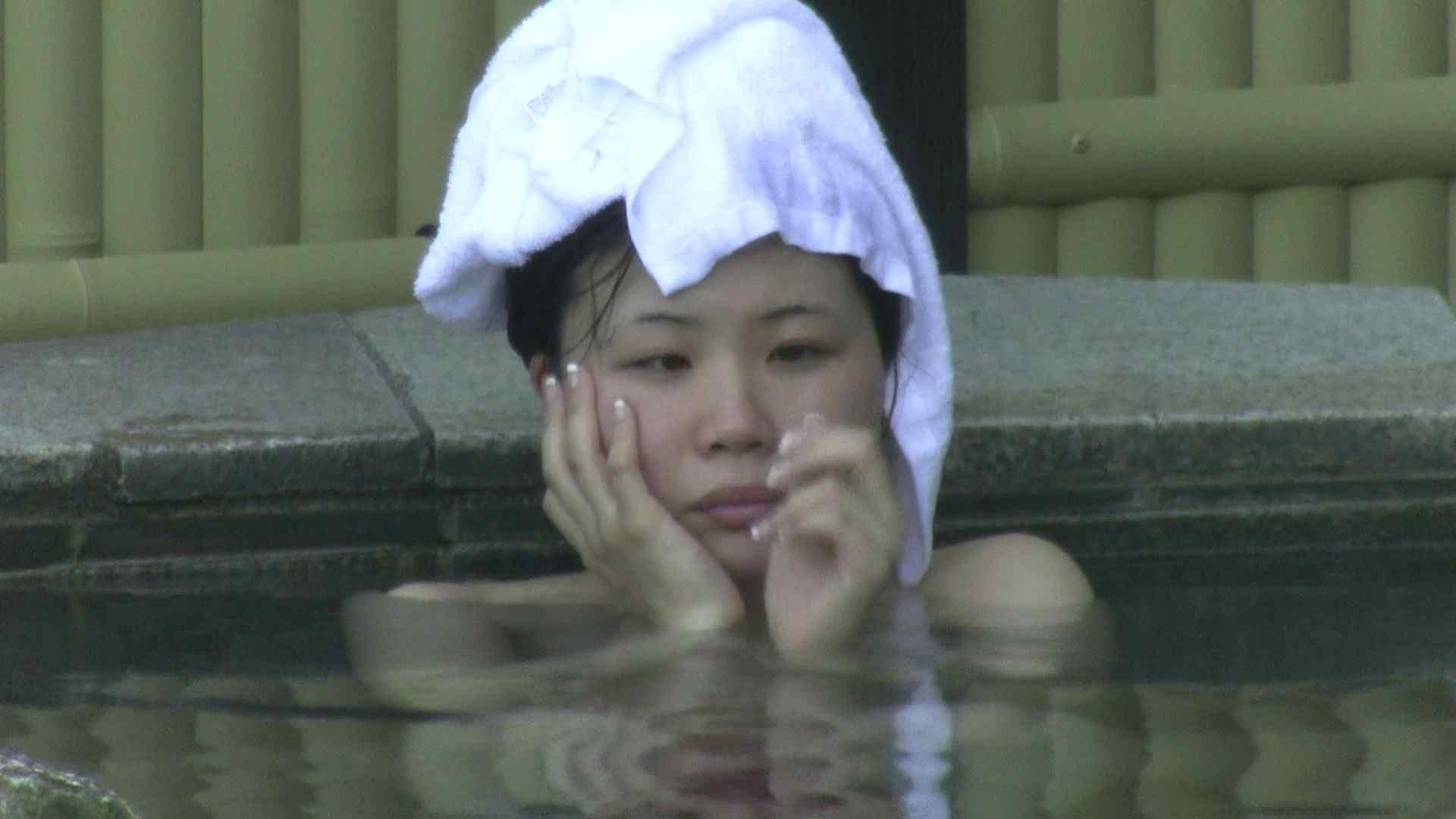 Aquaな露天風呂Vol.183 HなOL 盗撮動画紹介 106pic 7