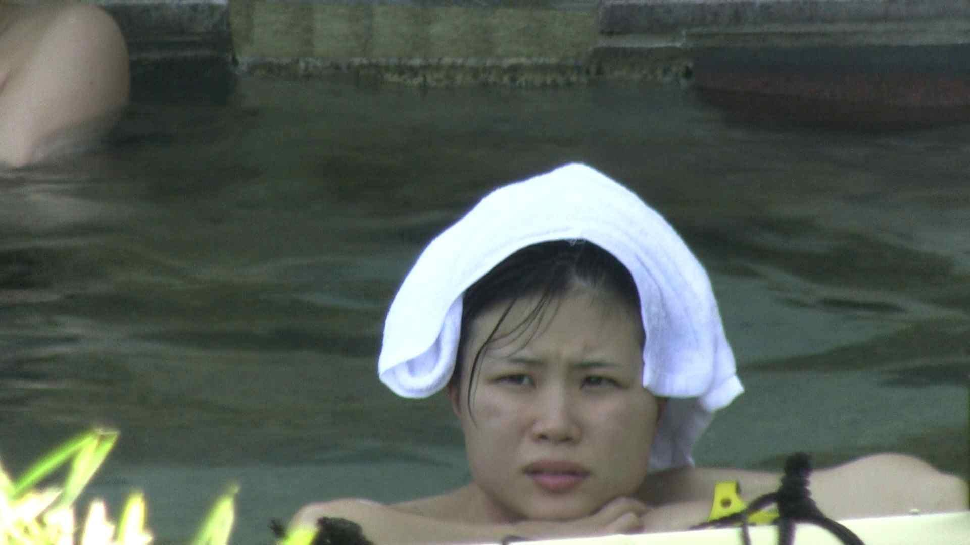 Aquaな露天風呂Vol.183 HなOL 盗撮動画紹介 106pic 32
