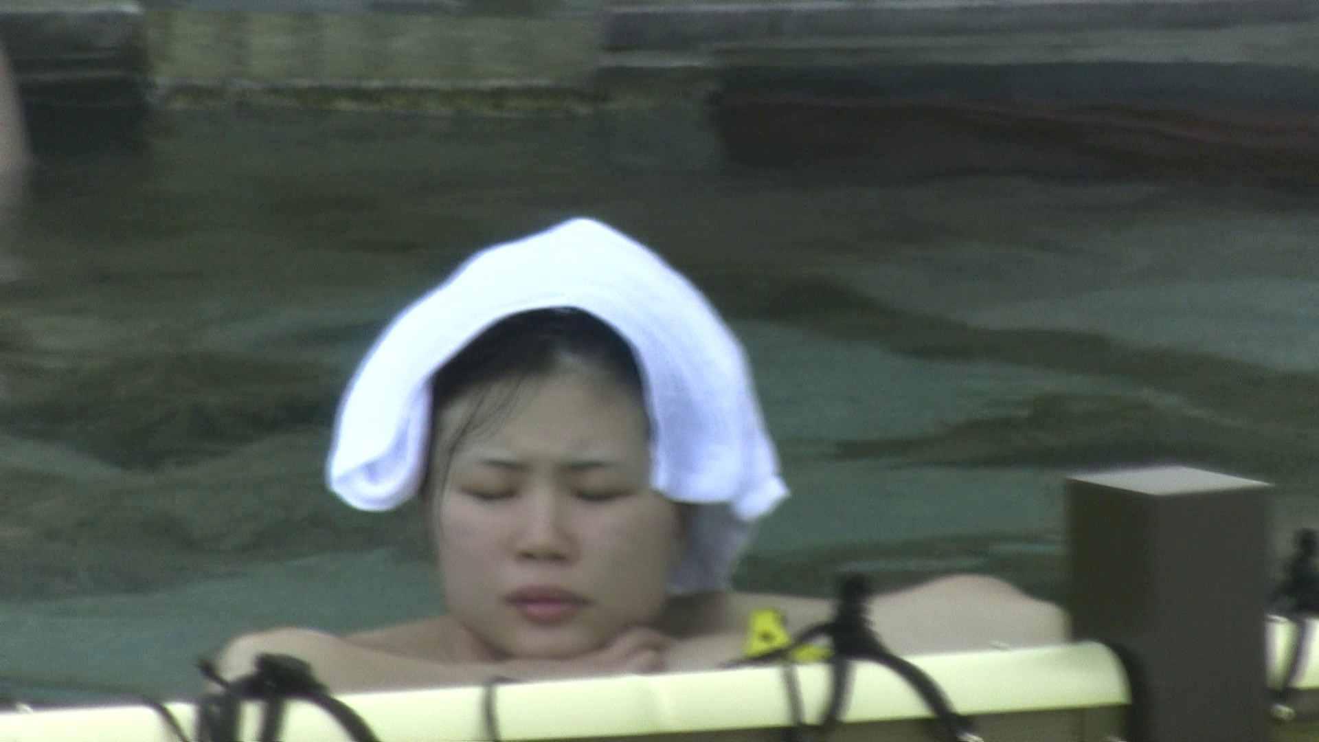 Aquaな露天風呂Vol.183 HなOL 盗撮動画紹介 106pic 37