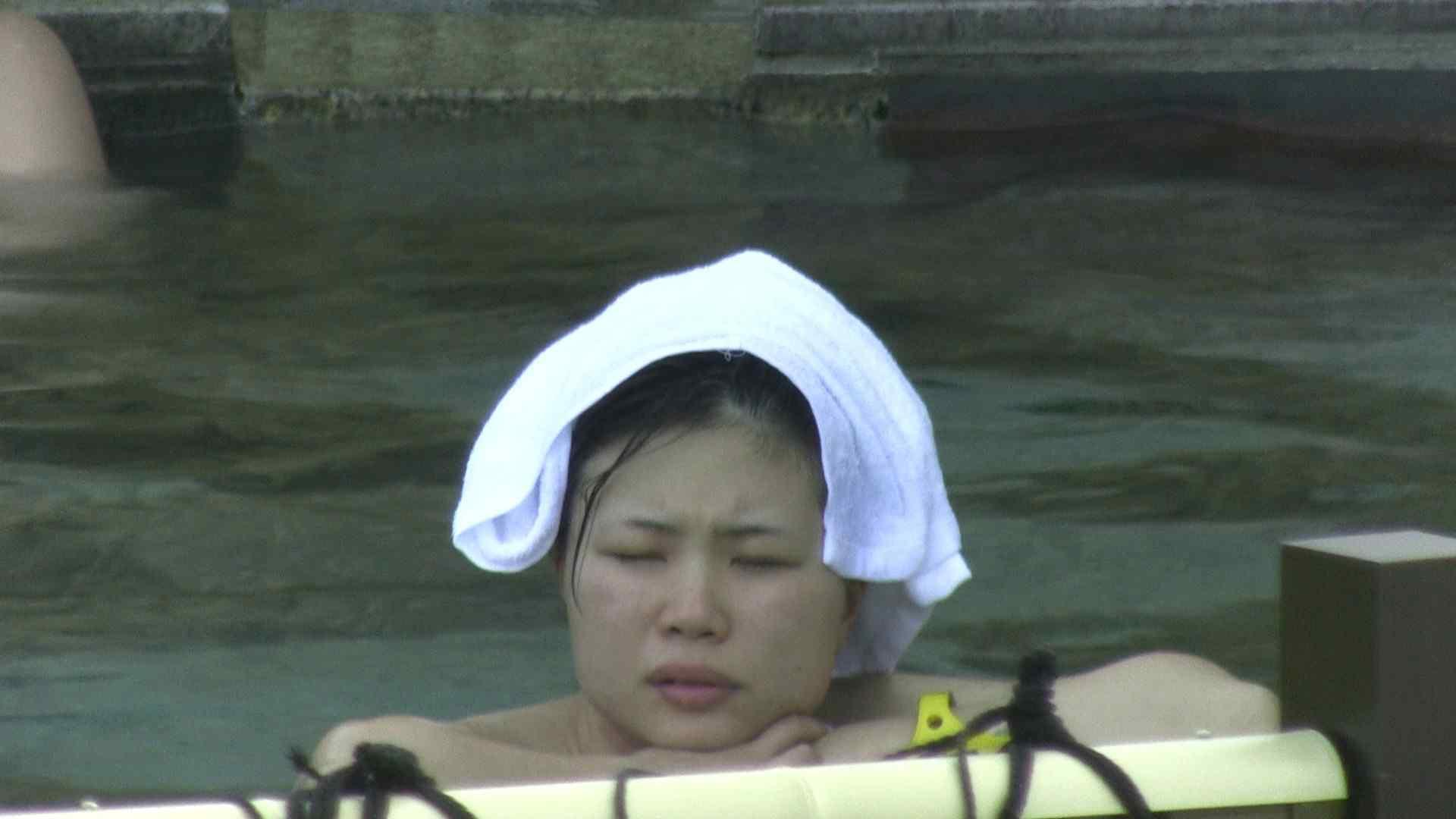Aquaな露天風呂Vol.183 HなOL 盗撮動画紹介 106pic 42