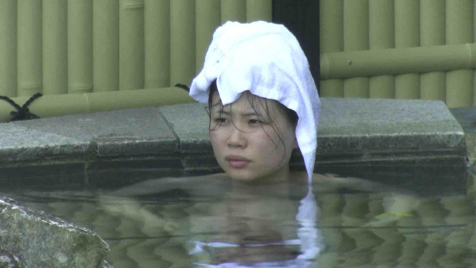 Aquaな露天風呂Vol.183 HなOL 盗撮動画紹介 106pic 92
