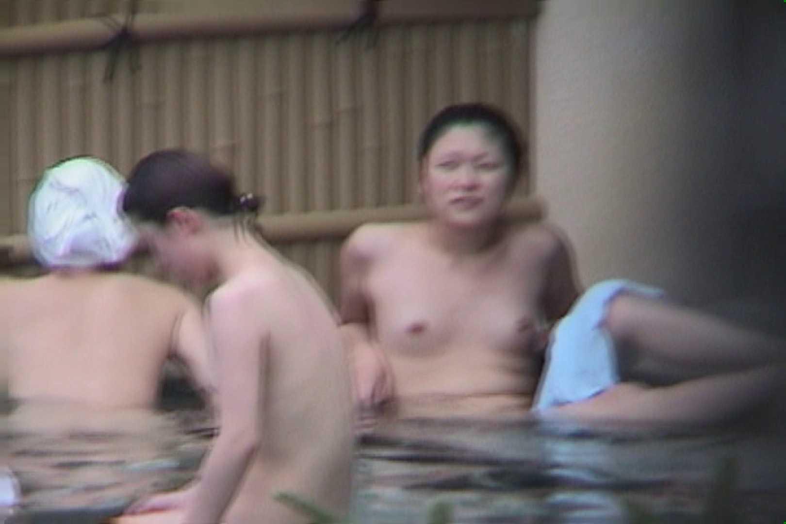 Aquaな露天風呂Vol.601 HなOL 戯れ無修正画像 99pic 47