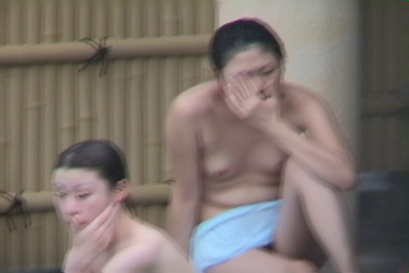 Aquaな露天風呂Vol.601 エッチな盗撮 アダルト動画キャプチャ 99pic 68