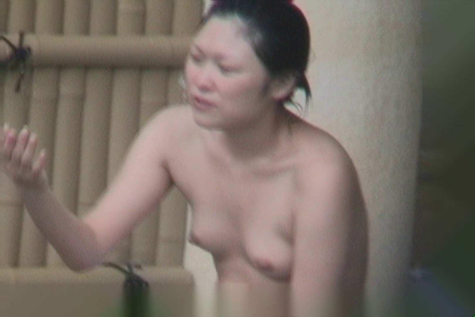 Aquaな露天風呂Vol.601 HなOL 戯れ無修正画像 99pic 82
