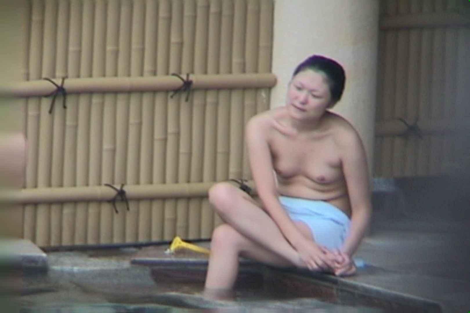 Aquaな露天風呂Vol.601 HなOL 戯れ無修正画像 99pic 97