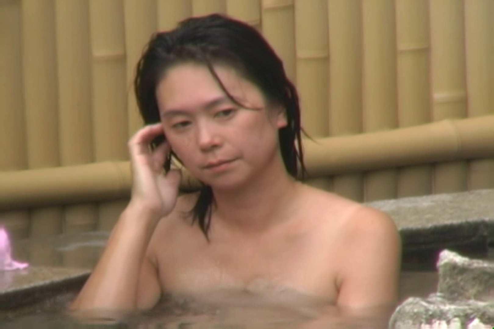Aquaな露天風呂Vol.619 HなOL オマンコ動画キャプチャ 107pic 52