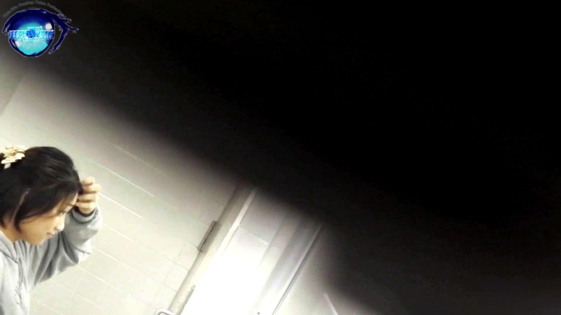 お銀さんの「洗面所突入レポート!!」 vol.54 エロすぎる捻り?前編 美人  90pic 6