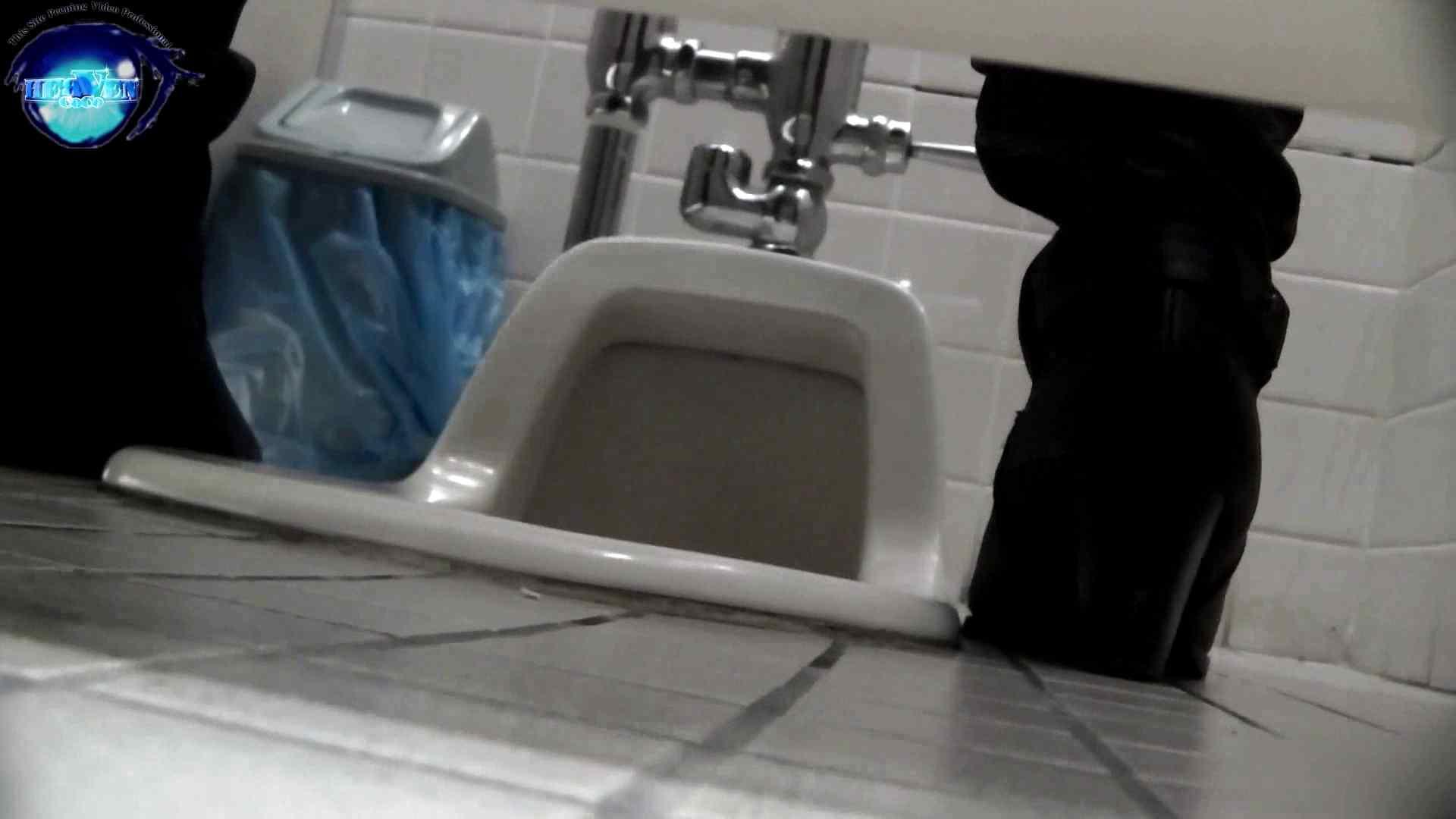 お銀さんの「洗面所突入レポート!!」 vol.54 エロすぎる捻り?前編 HなOL 盗撮動画紹介 90pic 14