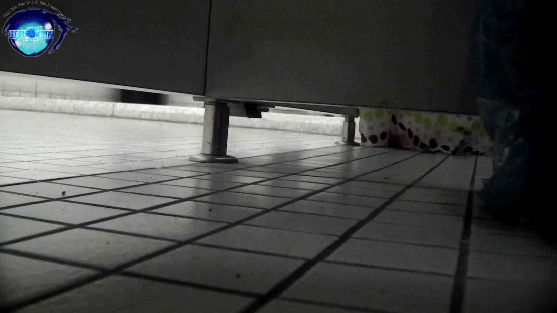 お銀さんの「洗面所突入レポート!!」 vol.54 エロすぎる捻り?前編 HなOL 盗撮動画紹介 90pic 65