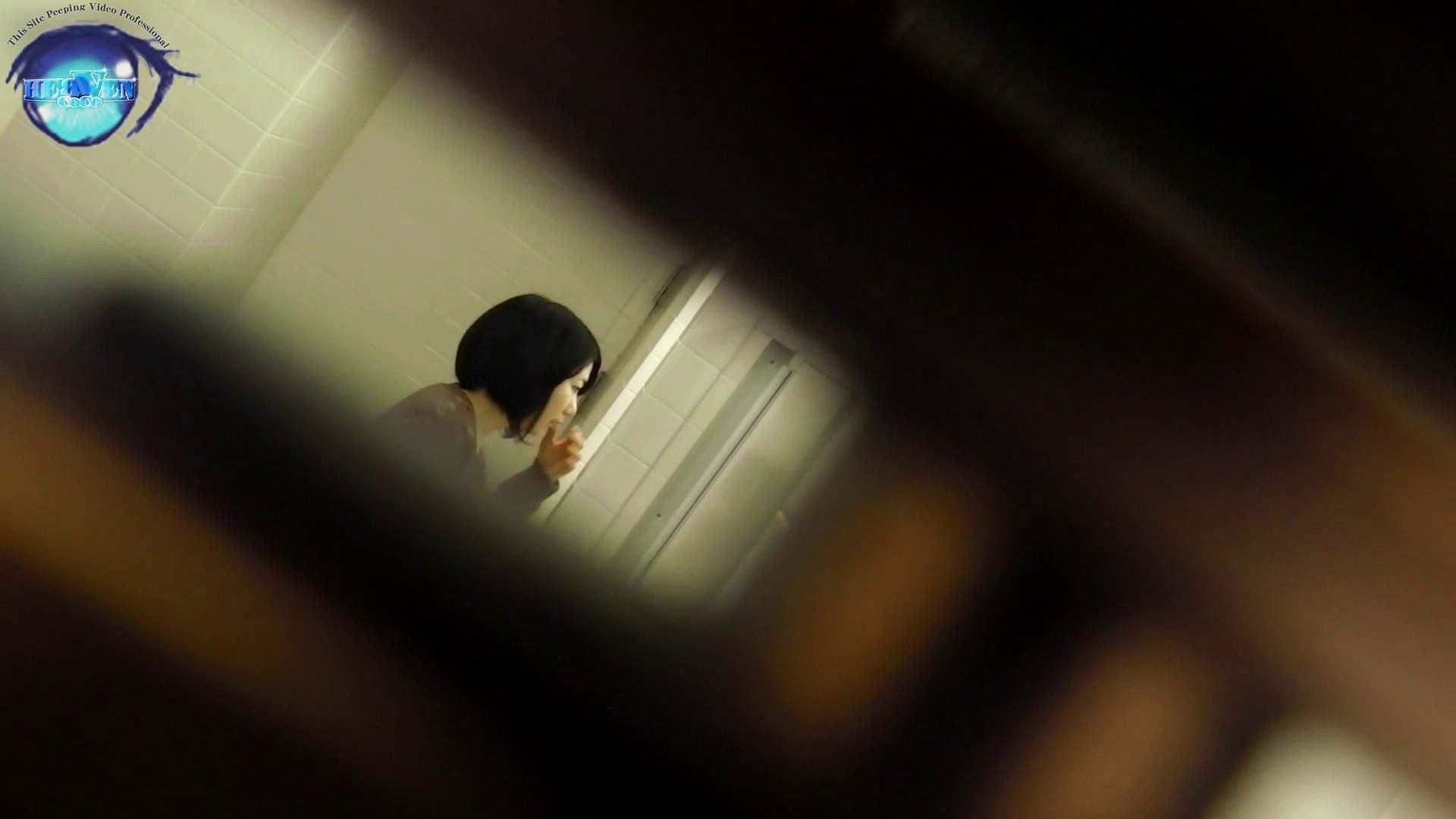 お銀さん vol.59 ピンチ!!「鏡の前で祈る女性」にばれる危機 前編 美人  96pic 45