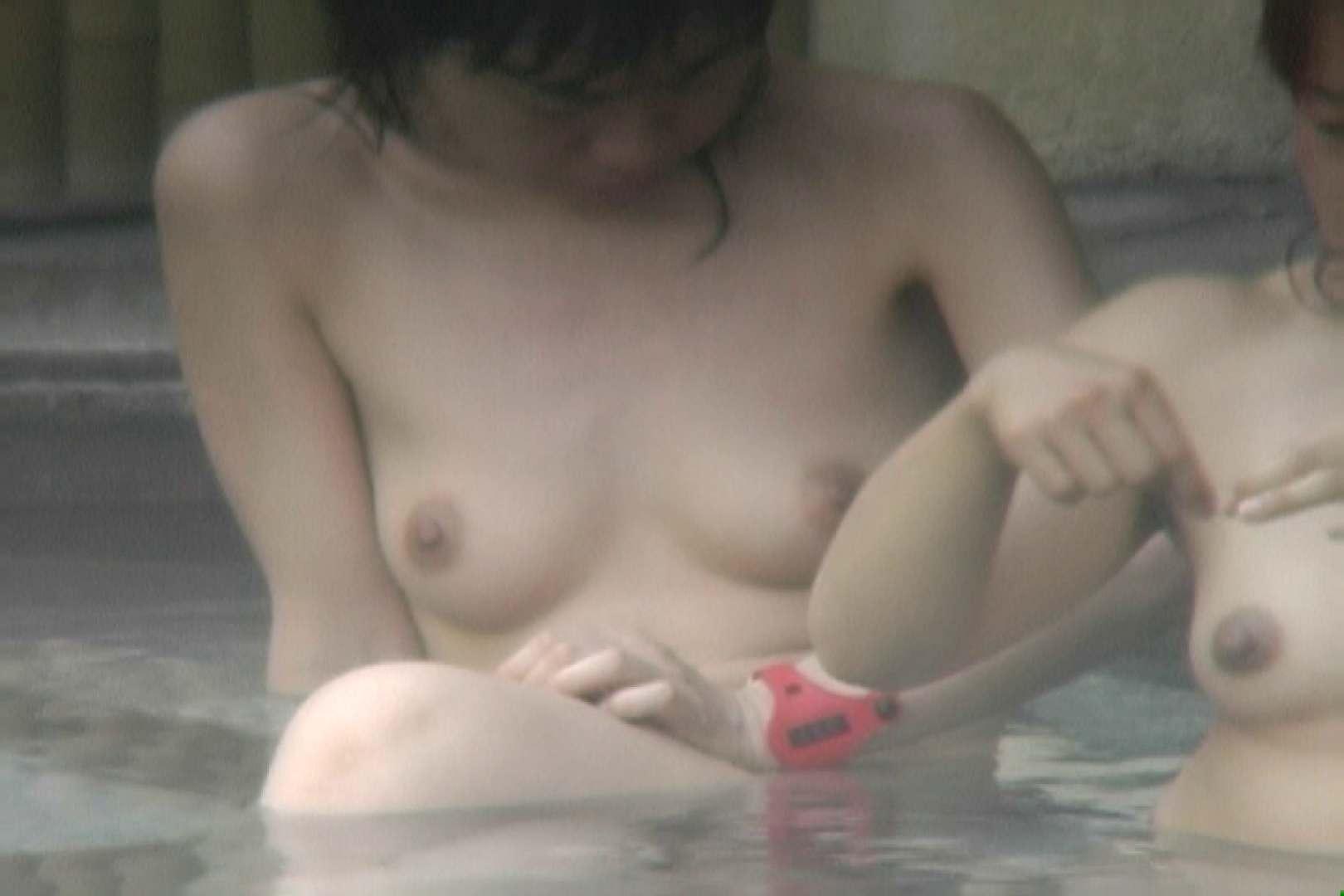 高画質露天女風呂観察 vol.012 Hな乙女 おまんこ動画流出 91pic 76