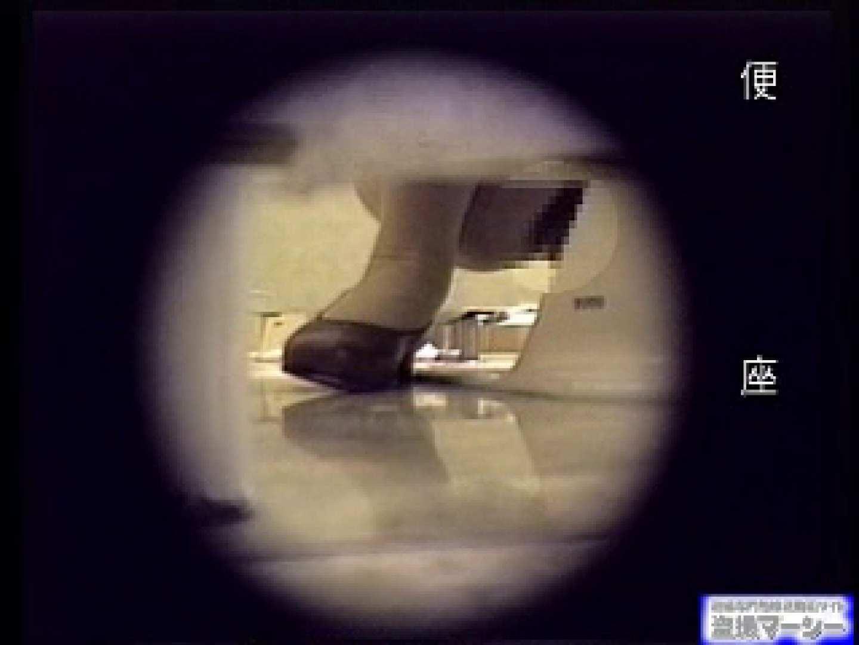 厠の壁に穴を開けて覗きました! 意外とハッキリ観えます! 和式  87pic 70