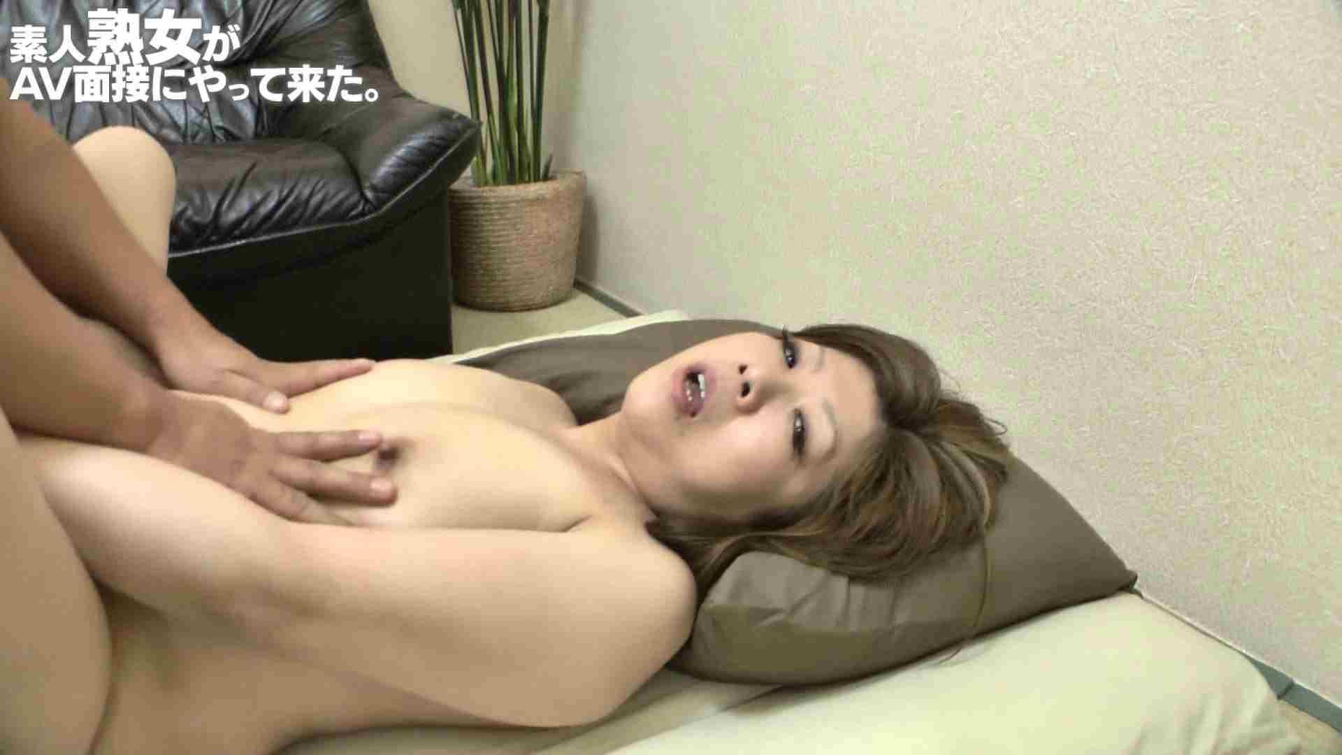素人熟女がAV面接にやってきた (仮名)ゆかさんVOL.04 フェラチオシーン おめこ無修正動画無料 83pic 60