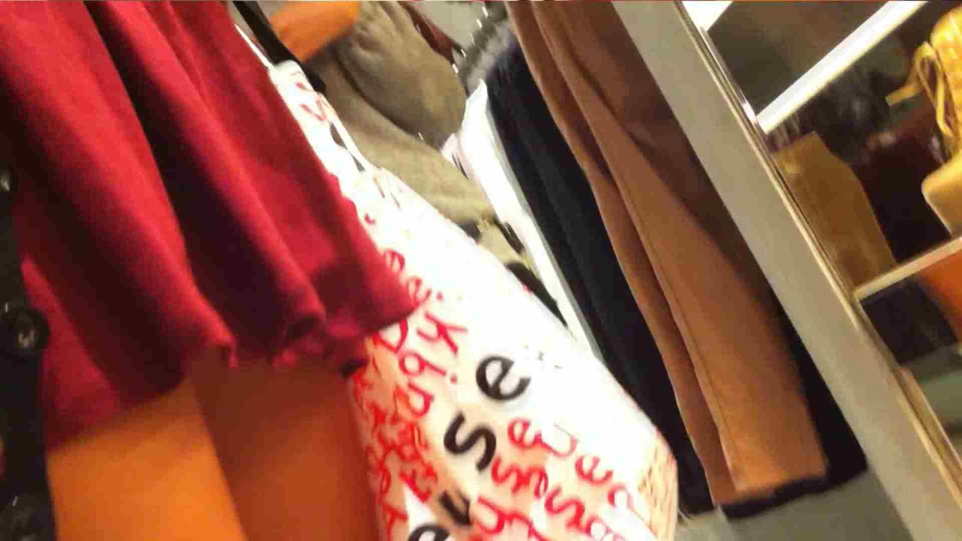 vol.33 美人アパレル胸チラ&パンチラ ギャル系ネーチャンの下着 下着姿 盗み撮り動画 94pic 37