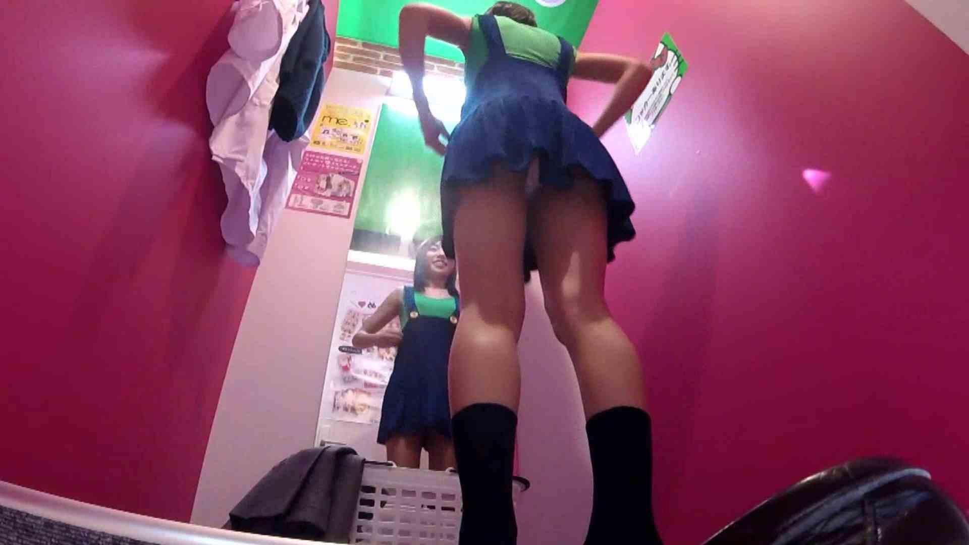 夢見る乙女の試着室 Vol.32 コスプレガール のぞき動画キャプチャ 107pic 59
