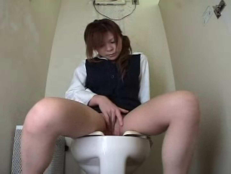 わざわざ洗面所にいってオナニーするOL..2 オナニー 盗み撮り動画 93pic 4
