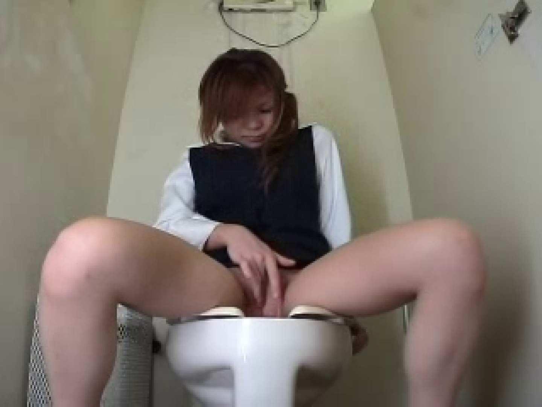 わざわざ洗面所にいってオナニーするOL..2 おまんこ無修正 性交動画流出 93pic 5