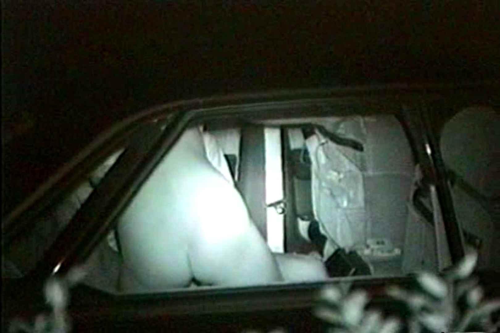 車の中はラブホテル 無修正版  Vol.6 赤外線 盗撮動画紹介 104pic 13