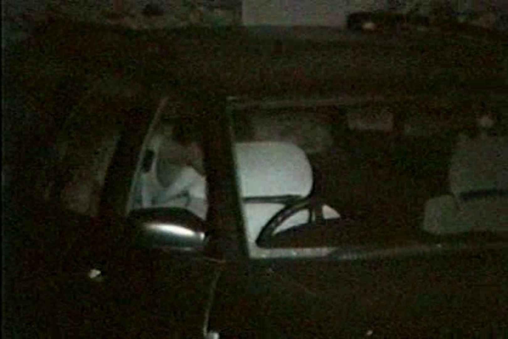 車の中はラブホテル 無修正版  Vol.6 赤外線 盗撮動画紹介 104pic 61