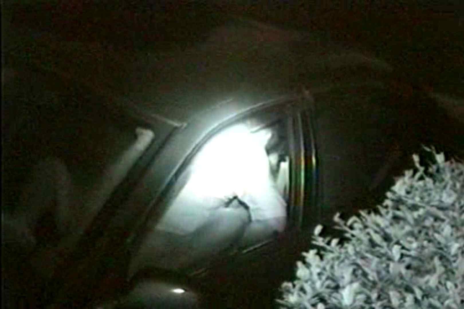 車の中はラブホテル 無修正版  Vol.6 赤外線 盗撮動画紹介 104pic 69