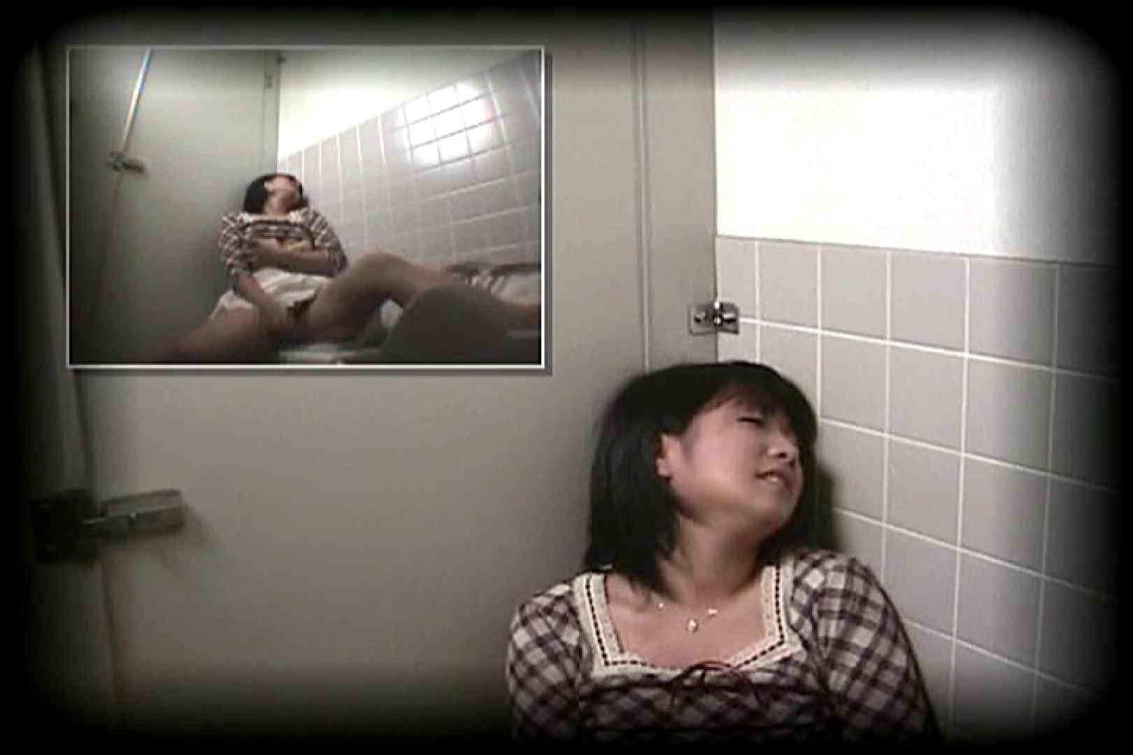 自慰天国女子洗面所Vol.1 洗面所 オメコ動画キャプチャ 80pic 60