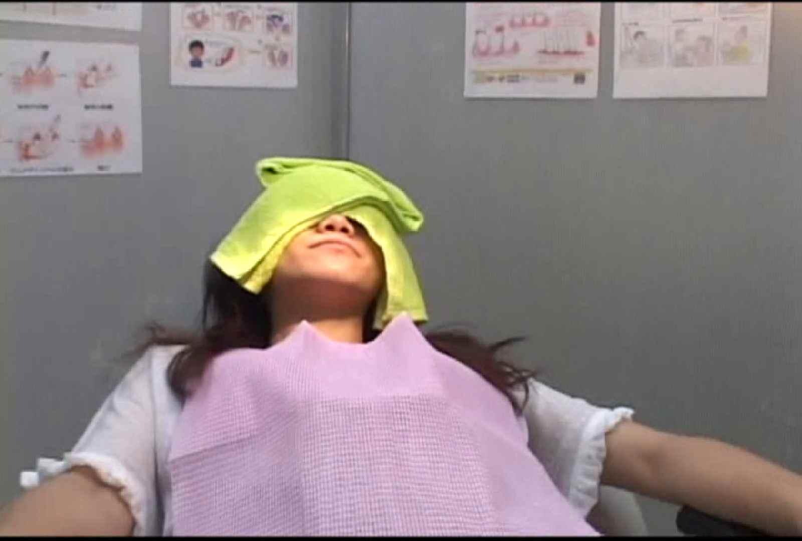 看護師が流出させた歯科医院接写パンツVol.5 ミニスカート AV無料 99pic 7