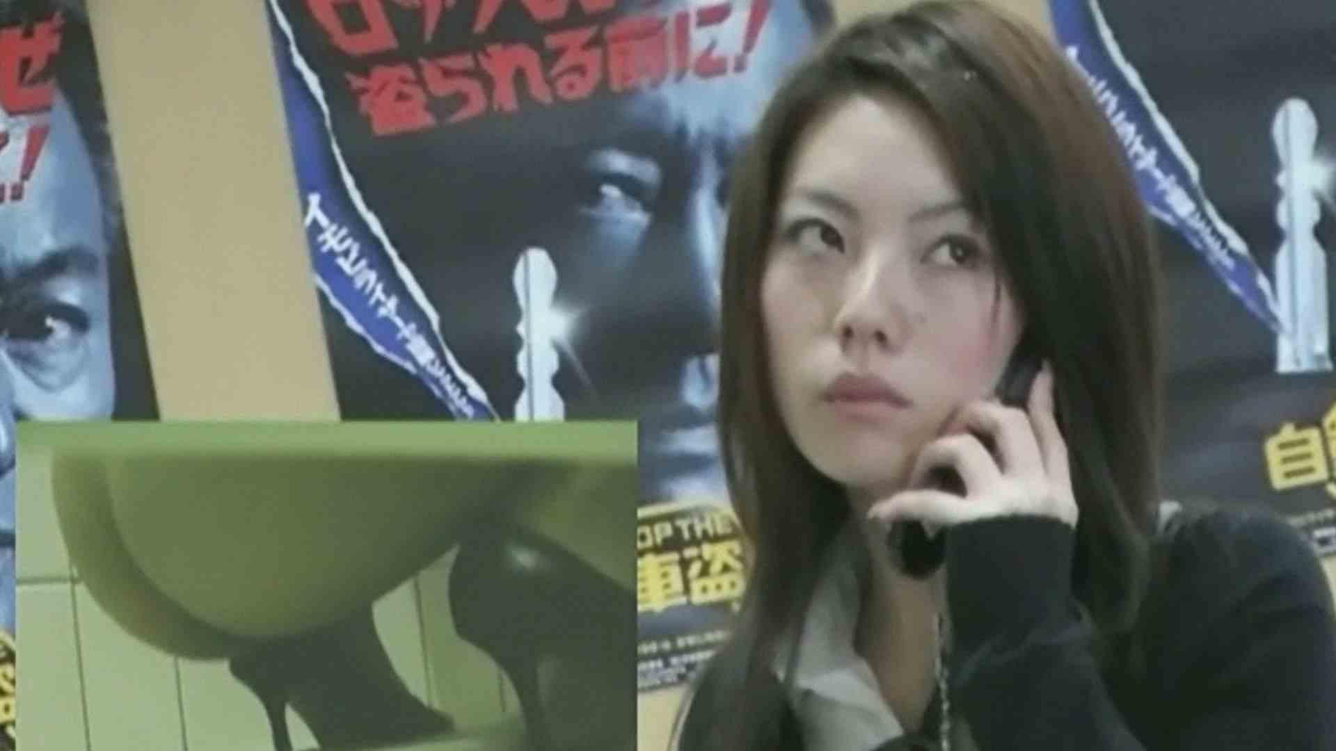 お姉さんの恥便所盗撮! Vol.12 便所 戯れ無修正画像 79pic 59